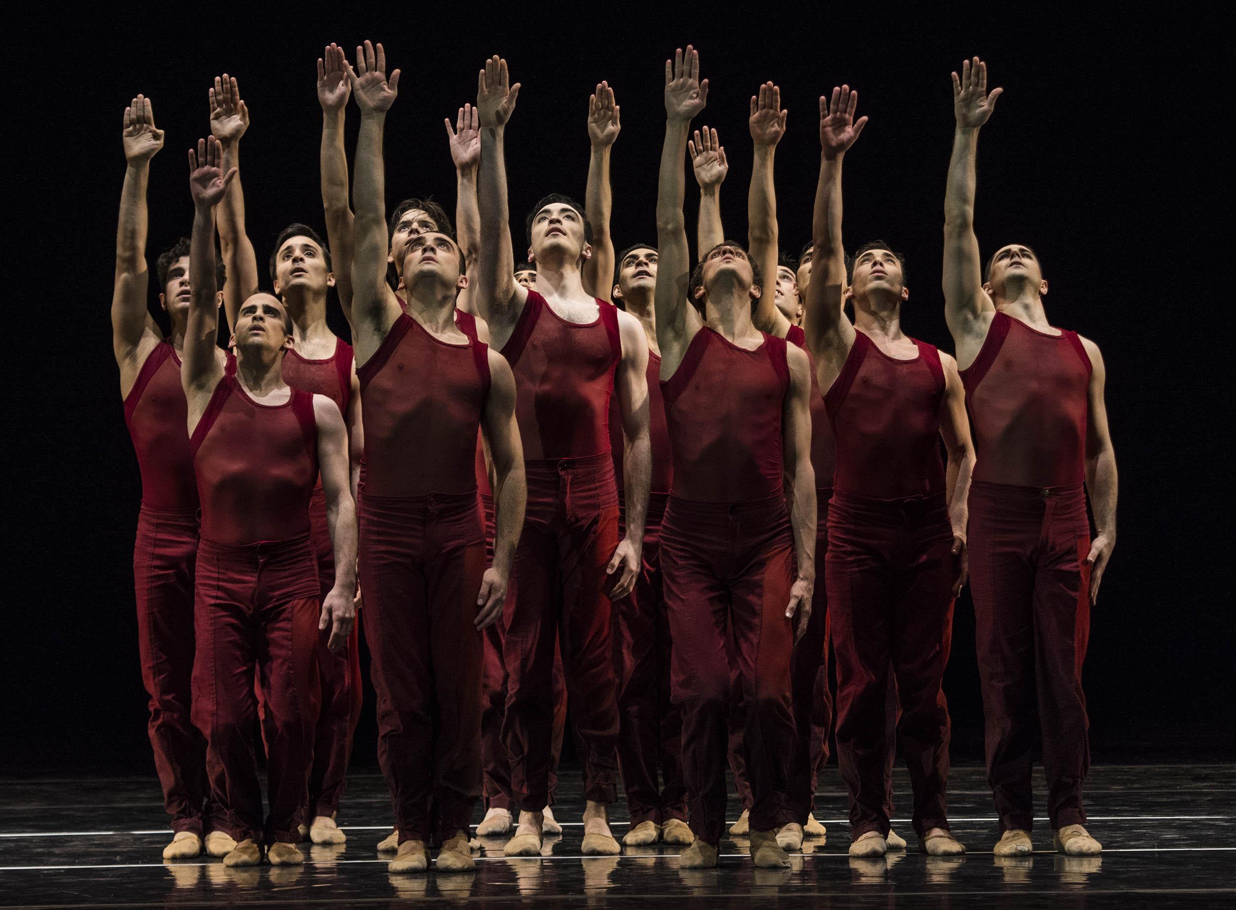 5453 ok Novena Sinfonia de Mauricio Wainrot Foto Carlos Furman
