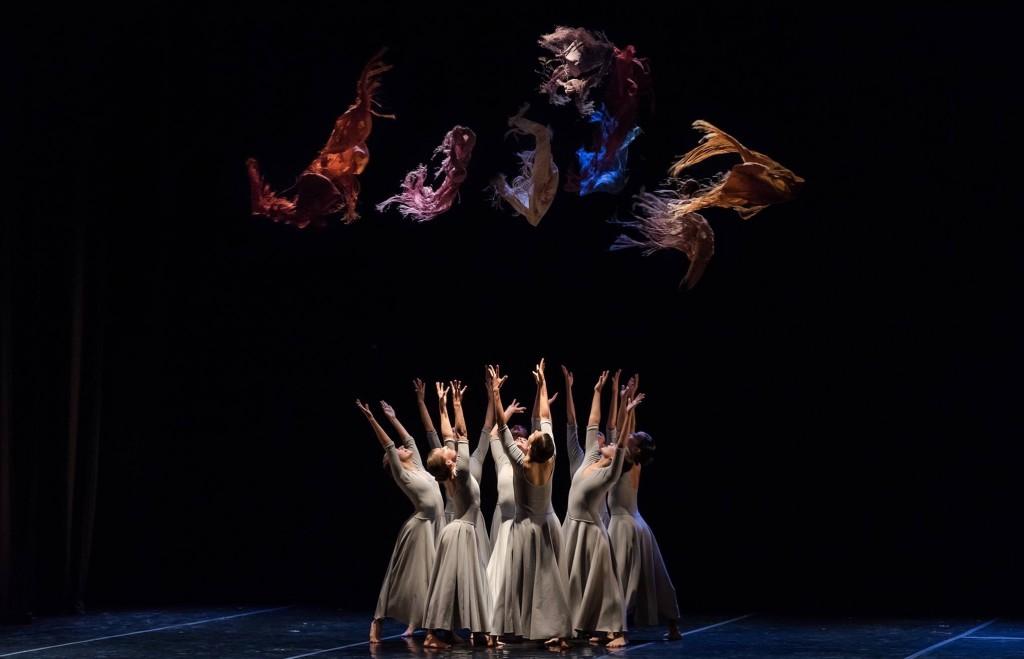 Foto Danzar por la paz Ballet UNSAM PH
