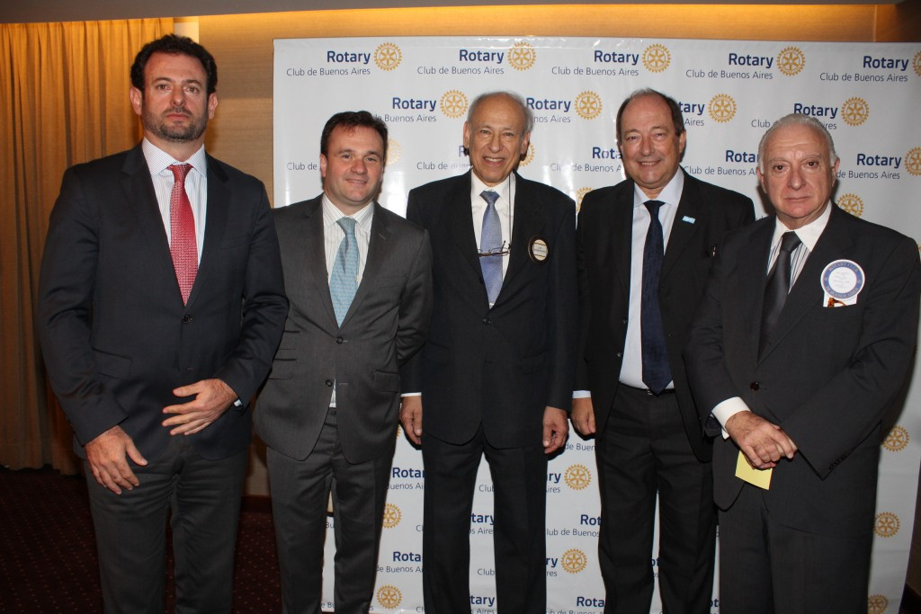 Ph LOvsevejich e invitados foto