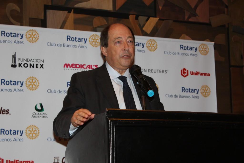 Ph Orador Ernesto Sanz foto