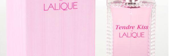 """Para este día de los enamorados, Lalique propone su nueva y exclusiva fragancia """"Tendre Kiss"""""""