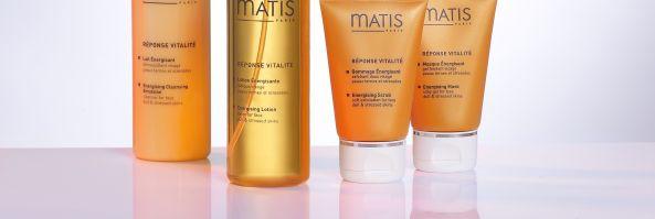 Matis París presenta una nueva línea especial para tratar la piel durante el invierno: Reponse Vitalité