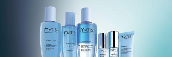 Matis París lanza una línea dedicada exclusivamente para el tratamiento de ojos: Reponse Yeux
