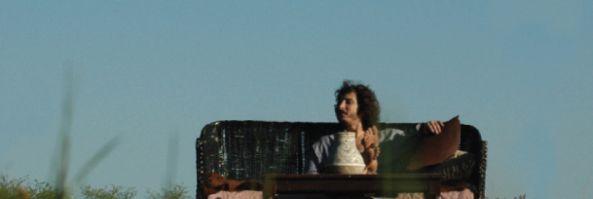 Adrián Berra, presenta su segundo disco: Mi casa no tiene paredes.