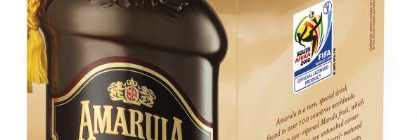 Nuevo estuche Amarula, de gala para celebrar el Mundial