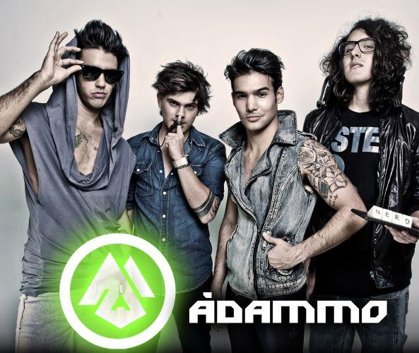 Adammo será la banda soporte de Luis Fonsi en Buenos Aires.