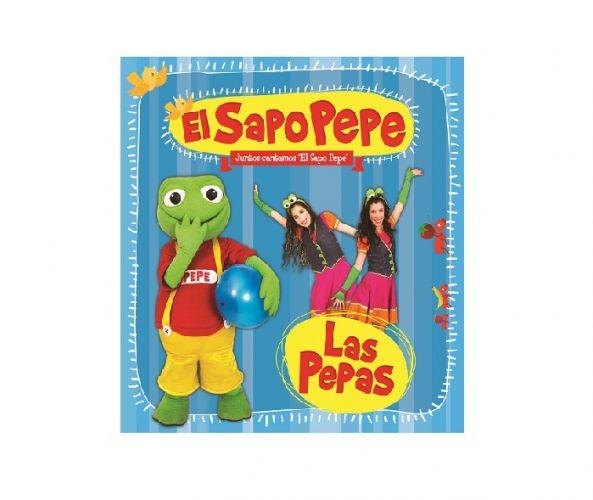 LAS PEPAS Juntos cantamos EL SAPO PEPE