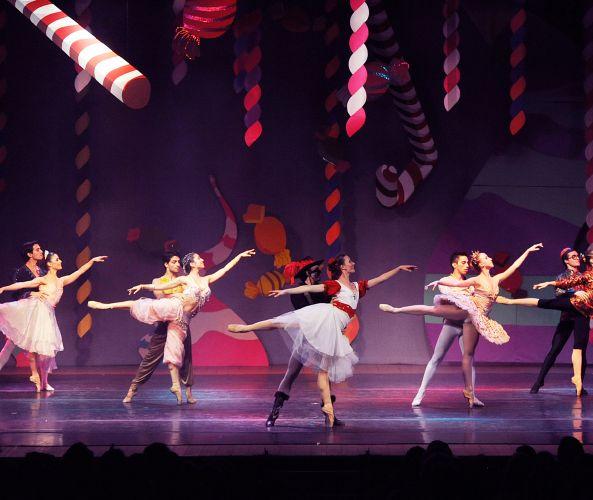 El Cascanueces y las Princesas Encantadas – Vacaciones de Invierno – Teatro Coliseo