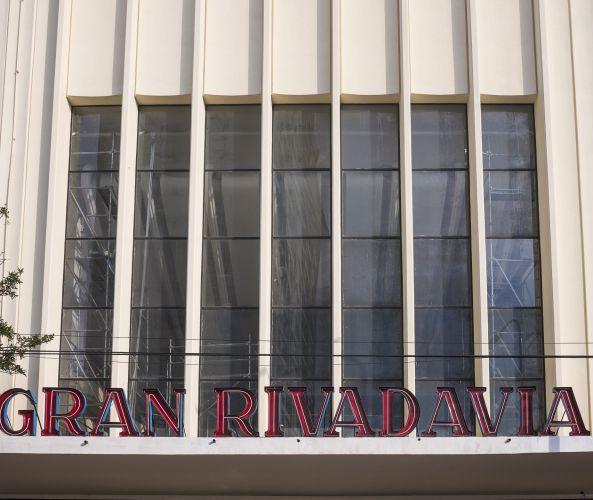 ¡Reapertura Teatro Gran Rivadavia!