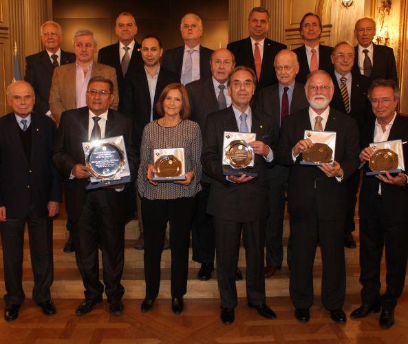"""Rotary Club """"Fiesta de los Lauros"""":  Distinciones Anuales 2017, 27 de junio en el Salón Dorado del Palacio Legislativo"""