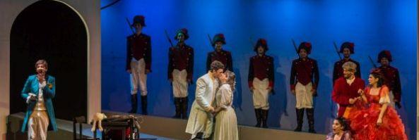 Opera para chicos en el Konex: La Cenicienta por Juventus Lyrica para disfrutarlo en familia