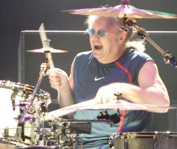Clínica a cargo del baterista de Deep Purple, Ian Paice