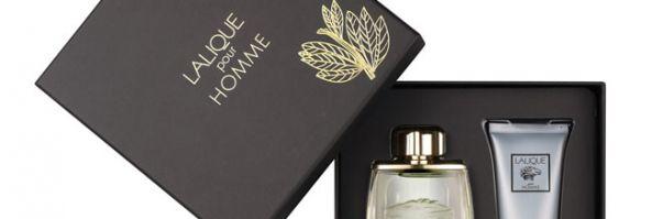 Para el día del padre, Lalique Parfums propone ¨Lion Homme¨ para padres clásicos, tradicionales y elegantes