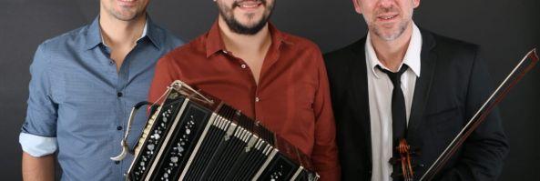 El Trío Greco Weintraub Enrich se presentará el 3 de Octubre en Club Vinilo