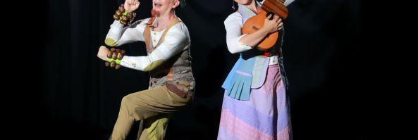 Imperdible en Vacaciones de Invierno, DALE en el Teatro del Globo