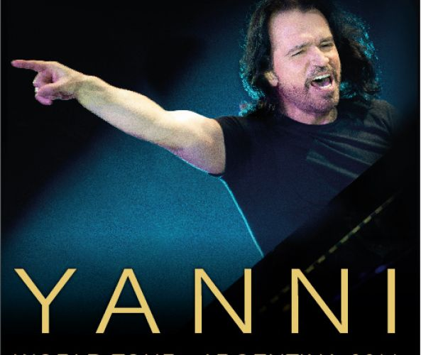 YANNI – World World Tour 2014