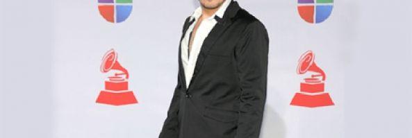Ale Ortega se lució en la 12º Entrega de los Latin Grammy