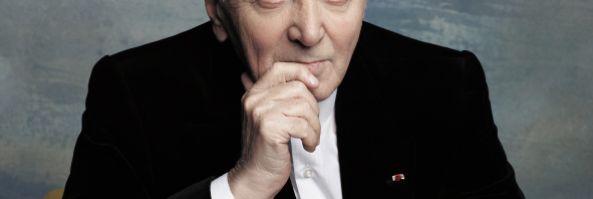 Charles Aznavour se presenta el lunes 20 de mayo en el Teatro Gran Rex