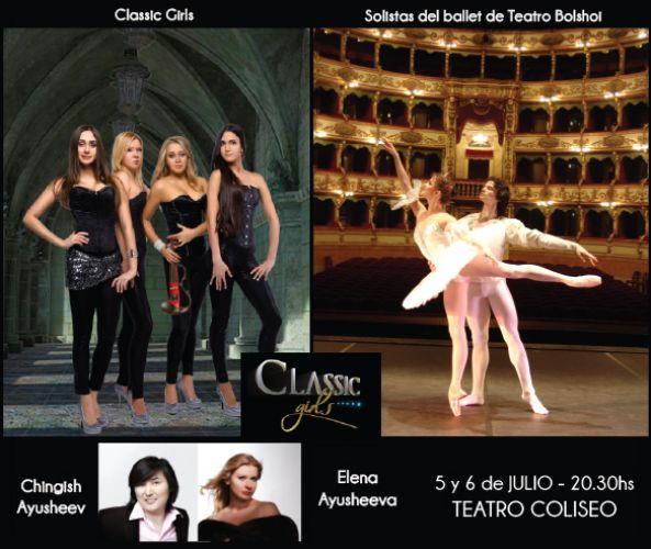 Llega la Cultura Rusa a Buenos Aires los días 5 y 6 de julio en el Teatro Coliseo a las 20.30hs.