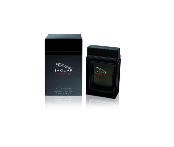 Jaguar Fragrances presenta: Jaguar Vision III