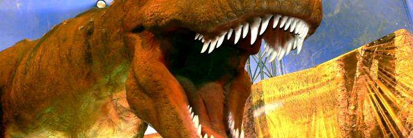 Dinosaurios, una experiencia jurásica.