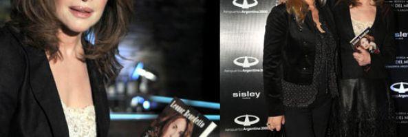 """Sisley auspició el lanzamiento de  """"¿Qué haces para estar así?"""" de Leonor Benedetto"""