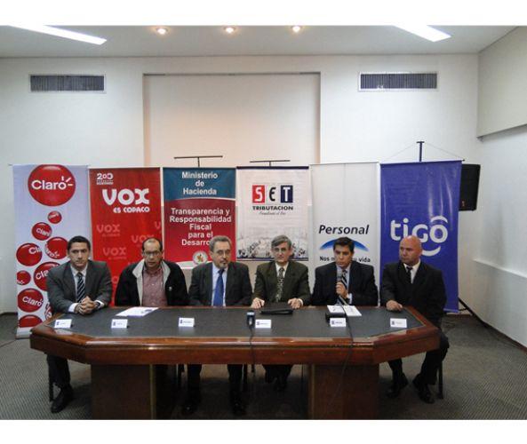 """Personal apoya la campaña """"Lotería Fiscal"""" impulsada por el Ministerio de Hacienda"""