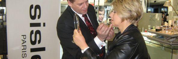 Presenta a Sergio Medini, su exclusivo Maquillador Internacional