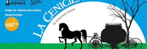 LA CENICIENTA Ópera Infantil por Juventus Lyrica en el Konex