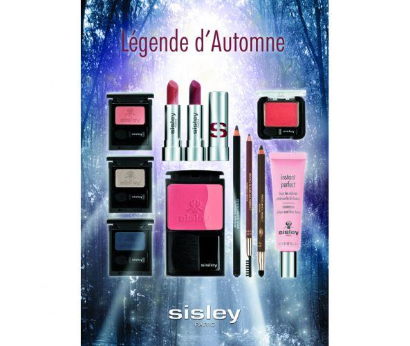 Sisley Paris presenta Légende d´ Automne