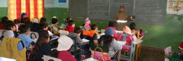 FUNDACIÓN MAPFRE  continúa desarrollando su Programa de Prevención de Incendios en jornadas escolares.