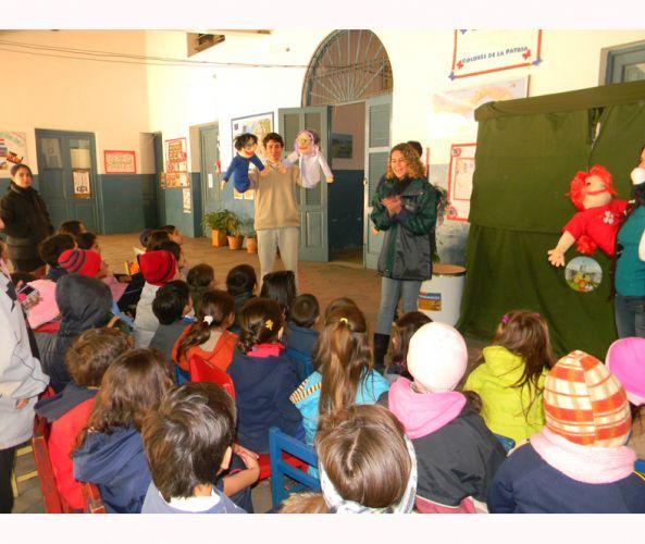 FUNDACIÓN MAPFRE INVITA AL CIERRE DEL PROGRAMA DE EDUCACIÓN AMBIENTAL 2011