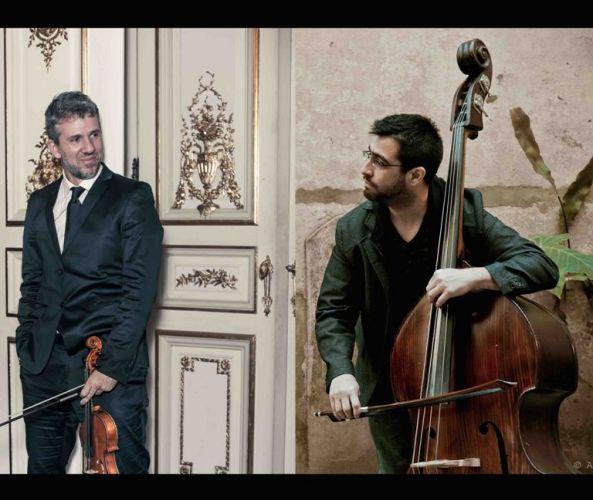 """Ciclo """"Todo conCuerda"""" en el Café Vinilo: Duelo de Titanes: Pablo Motta y Javier Weintraub"""