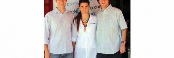 ClickOnero desembarcó en Córdoba