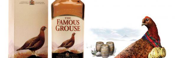 The Famous Grouse: 30 años siendo whisky favorito de Escocia