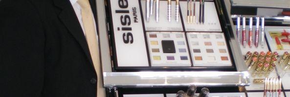 Tiene el agrado de presentar a Sergio Medini, maquillador internacional de Sisley París