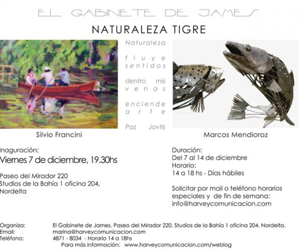 Naturaleza Tigre
