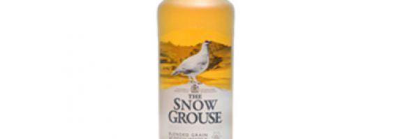 The Snow Grouse, un Scotch para servir a temperaturas severamente frías.