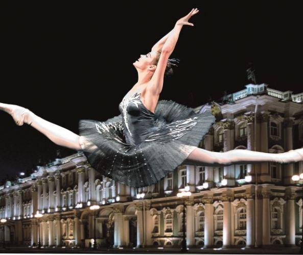 Los Zares del Ballet – 15 de Octubre – Teatro Coliseo